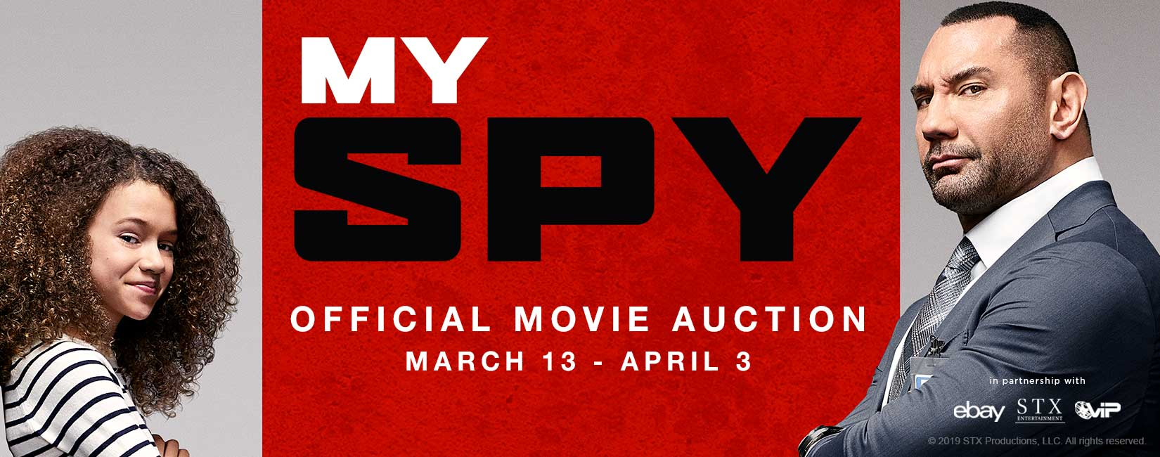 My Soy Movie Auction