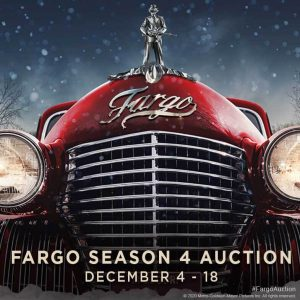 Fargo Season 4 Auction