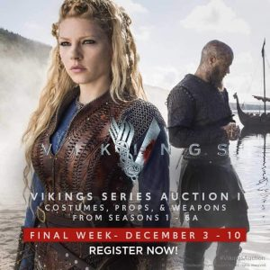 Vikings Series Auction Final Week