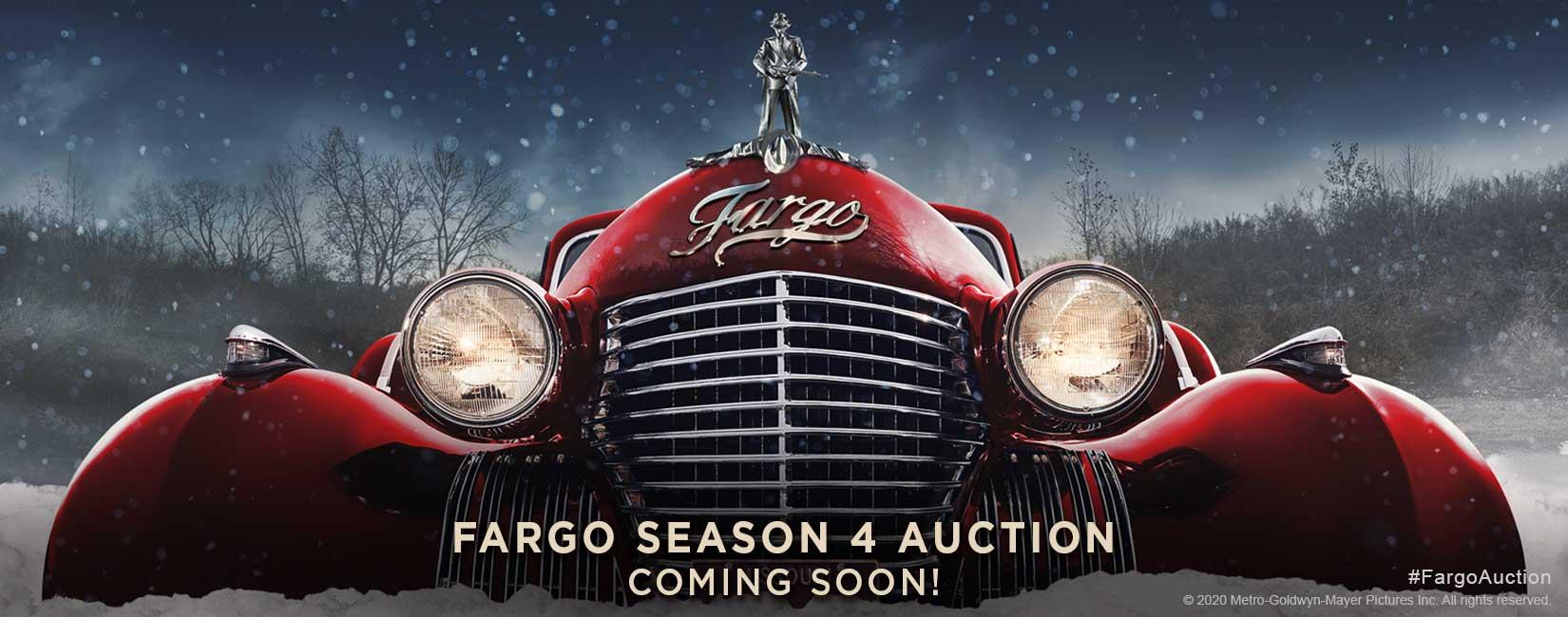 Fargo Season 4 Auction