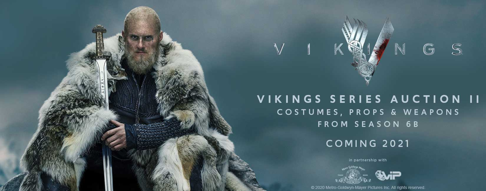 Vikings Series Auction